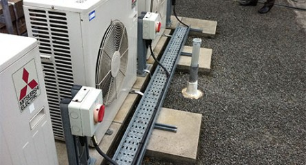 Roof Air Con Units
