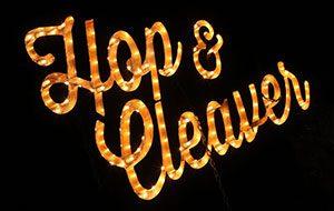 Hop & Cleaver Logo